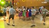 Volkstänze erlernen am Bezirksbauernball