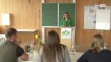 Landjugend beim Bezirksbewerb 4er Cup und Reden