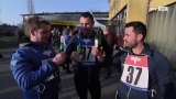 Drink and run beim 1. Aspacher Bierlaufen