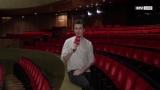 Backstage im Linzer Musiktheater