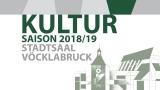 Präsentation Kulturprogramm 2018/19