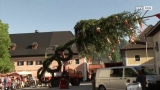 Maibaumaufstellen Viechtwang