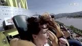 Skyfall - 80 Meter in die Tiefe