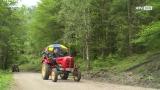 Traktorausfahrt zum Offensee