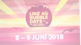 Die Bubble Days am Linzer Hafen