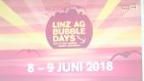 Die Bubble Days am Linzer Hafen