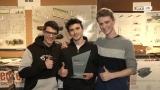 Eternit Trophy für Hochbau- und Design HTLs