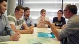 Ein Arbeitgeber mit Weltruf – Moderne Arbeitswelten – zu Gast bei seele