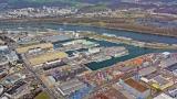 Die Zukunft beginnt im Hafen Linz