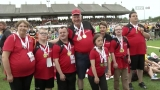 Krönender Abschluss der Special Olympics
