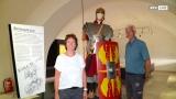 Römische Legionäre machen holländisches Ehepaar glücklich