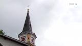 Gemeinde 150 Jahre Kirchturm Wolfsegg