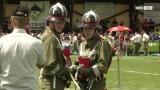 Landes-Feuerwehr-leistungsbewerb 2018 mit Weltmeister St. Martin im Mühlkreis