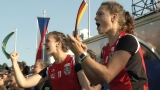 Frauen Faustball WM 2018