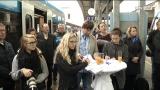 Einführung der S-Bahn mit ÖBB-Fahrplan Umstellung