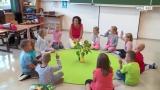 Der erste Schultag und die drei Zwillinge