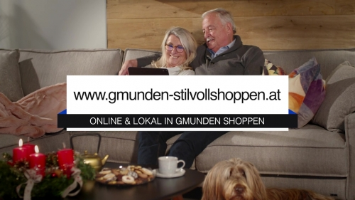 STILVOLL SHOPPEN IN GMUNDEN
