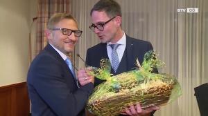 Christian Prechtl ist neuer WKO Obmann in Eferding