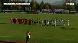 FB: Mondsee vs. Schwanenstadt