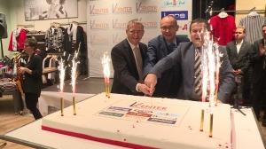 Eröffnung V-Center in Vorchdorf