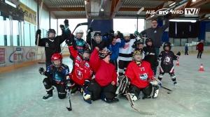 REVA Halle eröffnet die Eishallen Tore