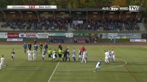 FB: OÖ-Liga: SV Gmunden - SV Bad Ischl