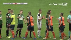 Junge Wikinger Ried vs. SV Wallern