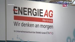 Energie AG auf der Messe HAUS & BAU
