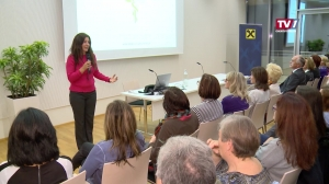 Frauenveranstaltung – Raiffeisenbank Vöcklabruck