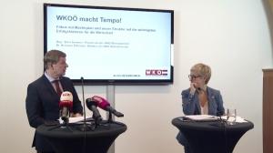 Die WKO Oberösterreich macht Tempo!