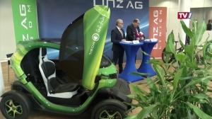 Linz AG setzt auf E-Mobilität