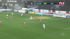FB: FC Juniors OÖ vs. SV Ried