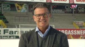 Neuer Trainer und Sportlicher Leiter bei der SV Ried