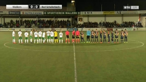 FB: OÖ Liga: SV Wallern - SV Bad Schallerbach