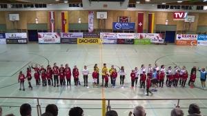 Faustball: EFA Hallen-Championscup Frauen