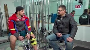 Sport-Talk mit Daniel Hemetsberger