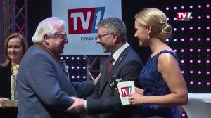 TV1 Neujahrsempfang in der Weberzeile