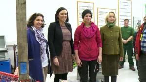 Mehr Frauen in Forstwirtschaft
