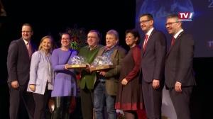 TV1 und Tips Neujahrsempfang Gmunden