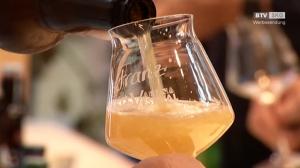 Erstes Bier.Vestival in der VARENA