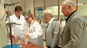 Lenzing AG: Lehrlinge einst und jetzt