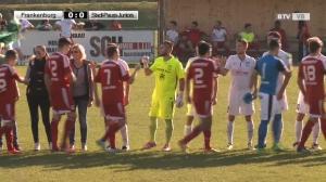 FB: BTV Bezirksliga-Süd: Frankenburg – Stadl-Paura Juniors