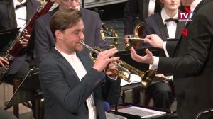 Fabian Huemer aus Ried im Innkreis spielt die erste