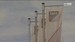 Mitarbeiterehrung bei FACC im Innviertel
