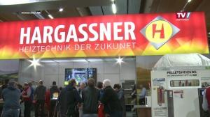 Energiesparmesse - Weltneuheiten von Hargassner Heiztechnik