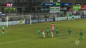 SV Guntamatic Ried vs. WSG Wattens