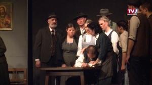 Jägerstätter Premiere in Timelkam