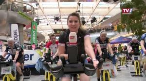 24 Stunden Spinning Marathon