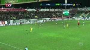 Ried vergibt große Chance: SV Ried vs. SV Kapfenberg