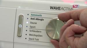 WKO Expertentipp - Waschmaschinen